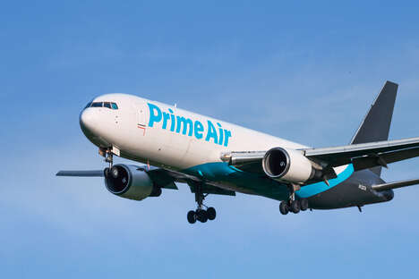 E-Commerce Air Fleet Expansions