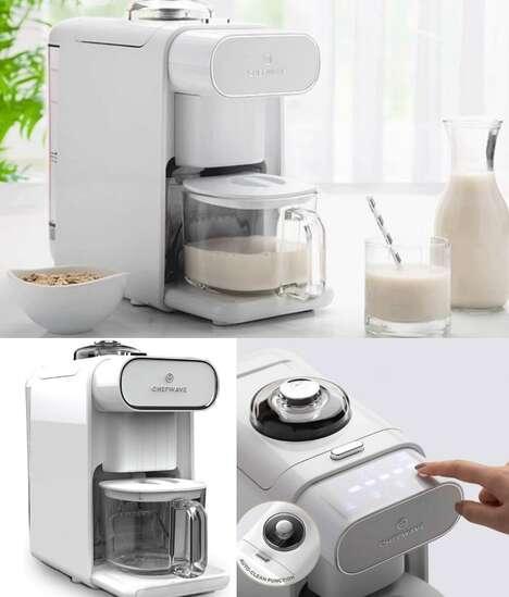 Plant-Based Milk Appliances