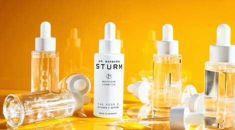Gentle Vitamin C Serums