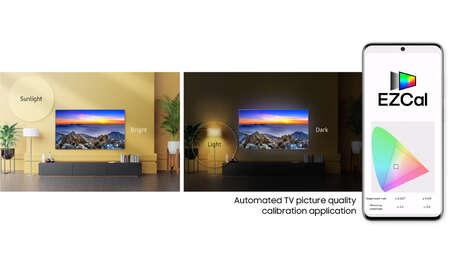Automated TV Calibrators