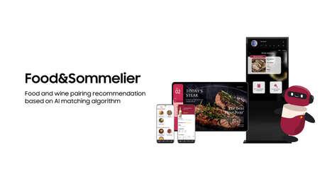 AI Sommelier Services