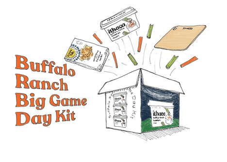 Game Day Snack Boxes