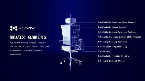 Next-Gen Gaming Chairs