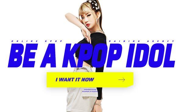 K-Pop Training Services