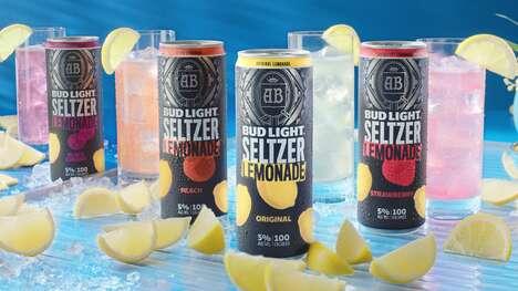 Bold Lemonade Seltzers