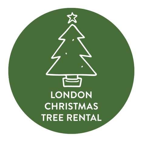Live Christmas Tree Rentals