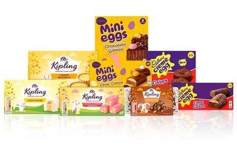 Springtime Confection Ranges