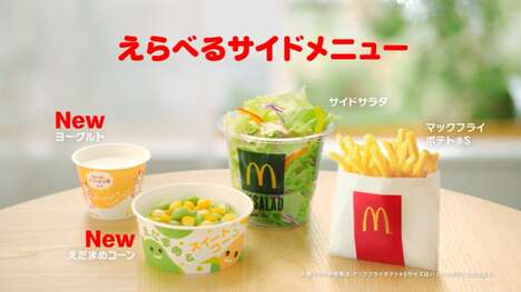 Healthy Fast Food Sides