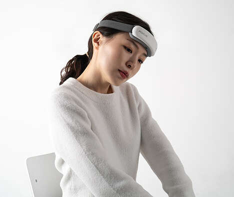 Brain-Stimulating Headbands