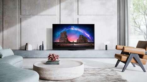 eSports-Ready OLED TVs