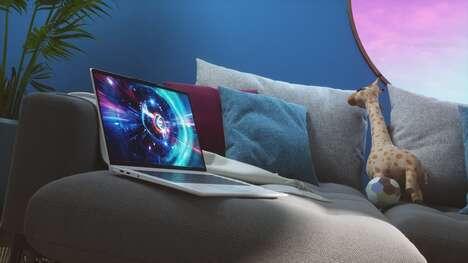 Family-Friendly 5G Laptops
