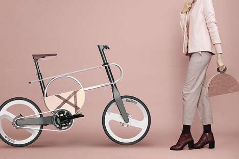 Lightweight Storage-Equipped eBikes