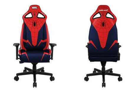 Superhero-Themed Gaming Chairs