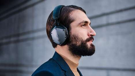 Hybrid Noise Cancellation Headphones