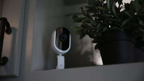 Privacy-Focused Security Cameras
