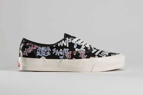 Astrology-Themed Shoe Collections