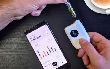 Smart Vaping Devices