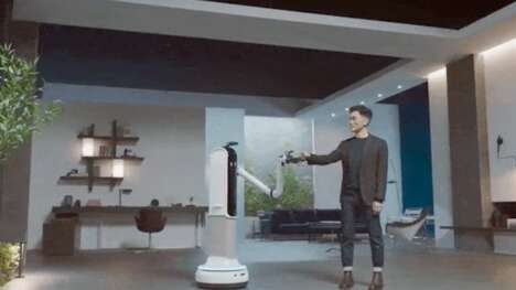 Household Service Robots