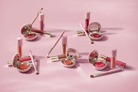 Celebrity-Led Cosmetic Releases