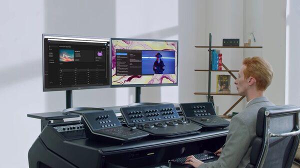 Precision OLED PC Monitors