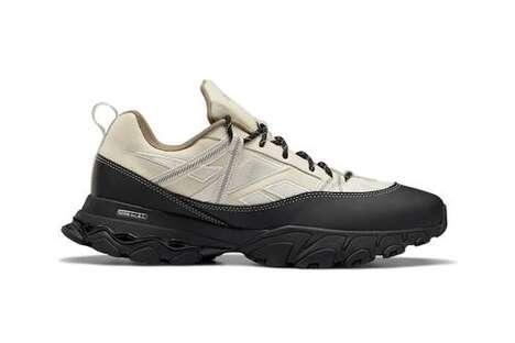 Retro Hiking-Inspired Footwear