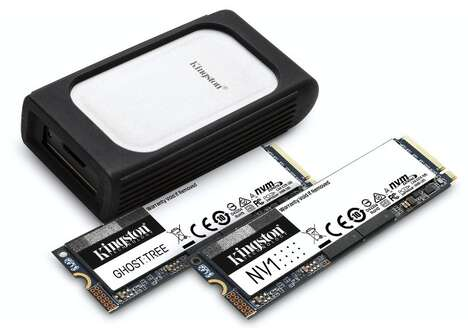 Blazing-Fast SSD Ranges