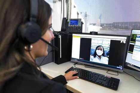 Virtual Airport Agents