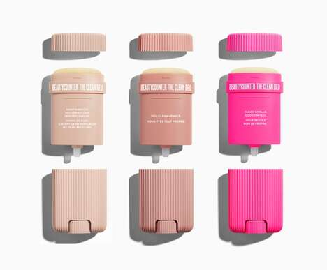 Refillable Clean Deodorants
