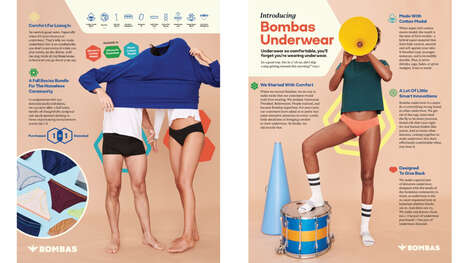Sustainable Charitable Underwear