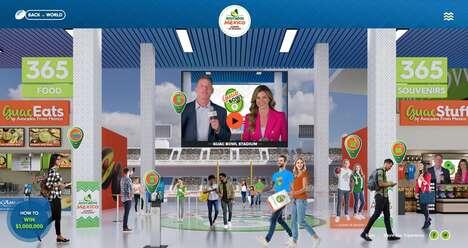 Virtual Stadium Experiences