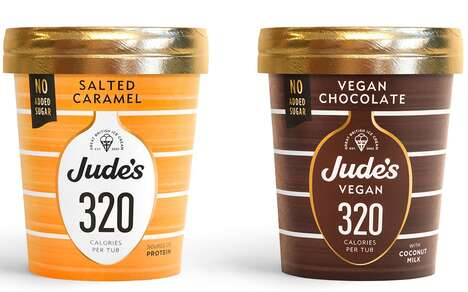 Carbon-Negative Ice Cream Brands