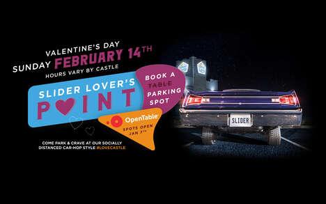 Valentine's Restaurant Drive-Ins