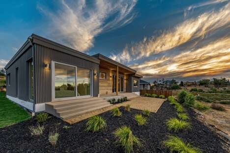 Smart Self-Powered Homes
