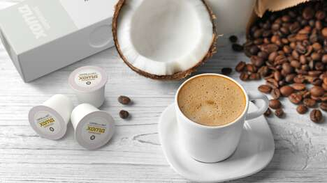 MCT-Enriched Coffee Pods