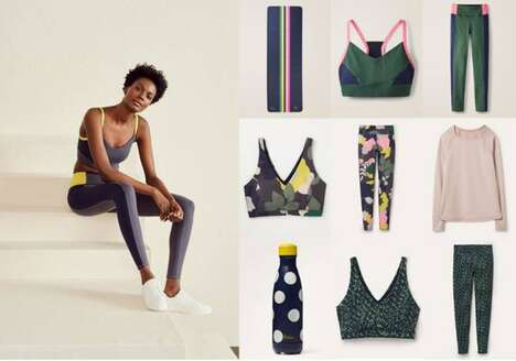 Fresh Eye-Catching Activewear