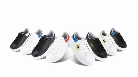 Energy-Driven Sneakers