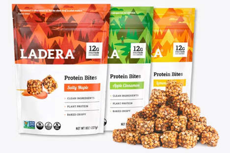 Crispy Protein Cubes
