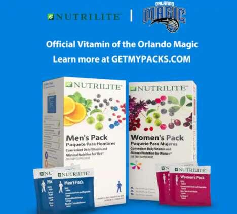 Health-Balancing Vitamin Partnerships