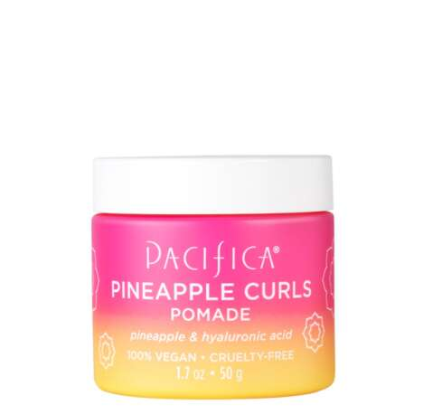 Curl-Enhancing Pineapple Haircare