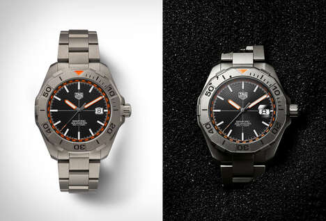 Limited-Edition Titanium Timepieces