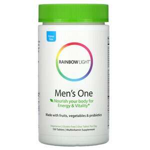 Gluten-Free Probiotic Multivitamins