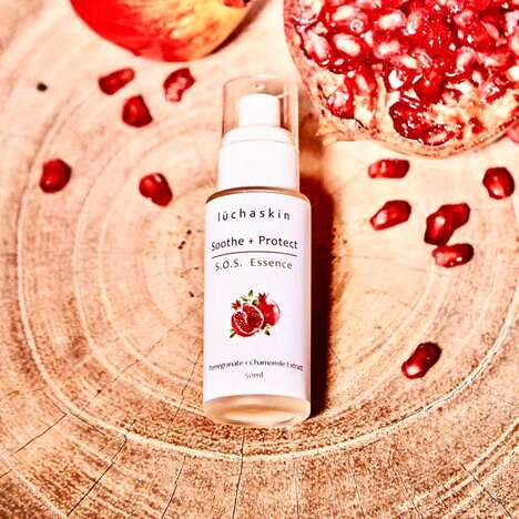 Antioxidant-Packed Skincare Mists
