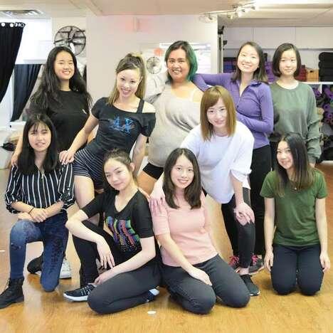 K-Pop Style Fitness Classes
