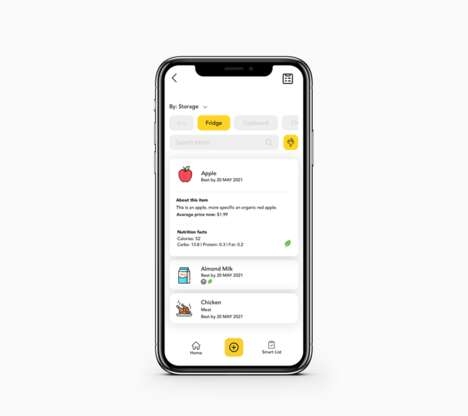 AI-Powered Shopping List Apps