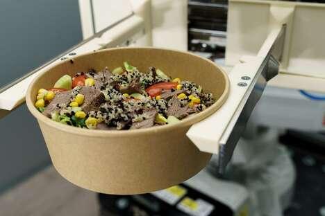 Autonomous Cooking Robots