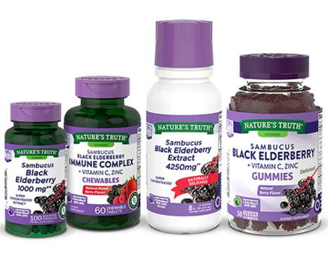 Year-Round Elderberry Vitamins