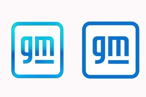 Automotive Rebranded Logos