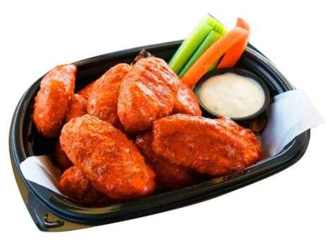 Vegetarian-Friendly Chicken Wings