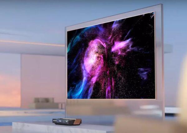 AI-Augmented Laser TVs