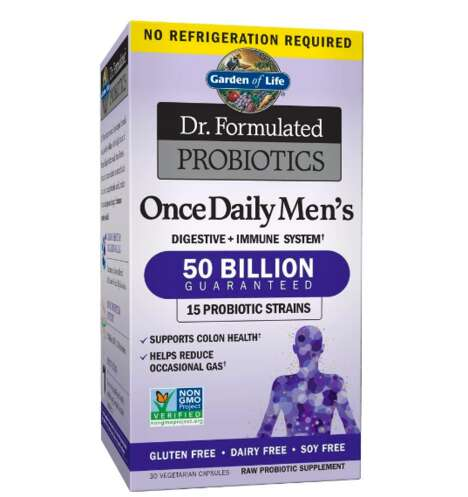 Male-Specific Probiotics